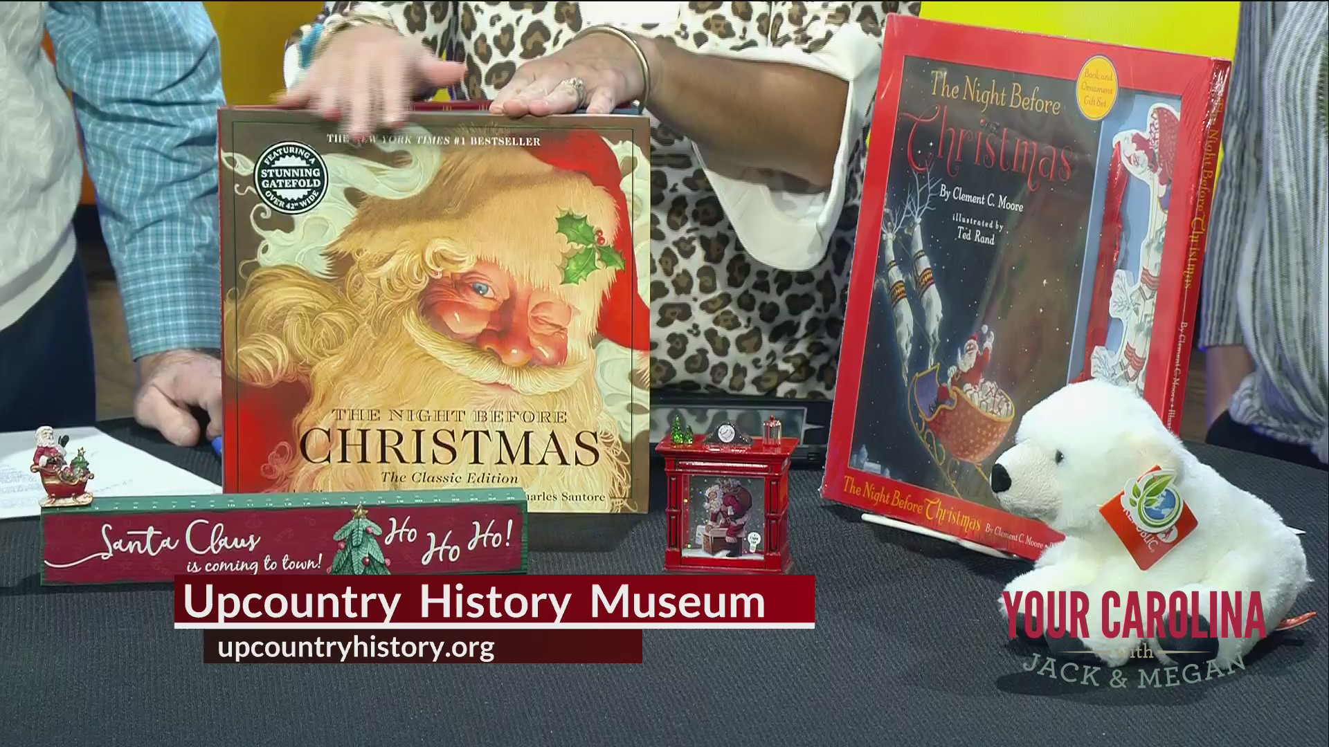 A New Holiday Exhibition At The Upcountry History Museum