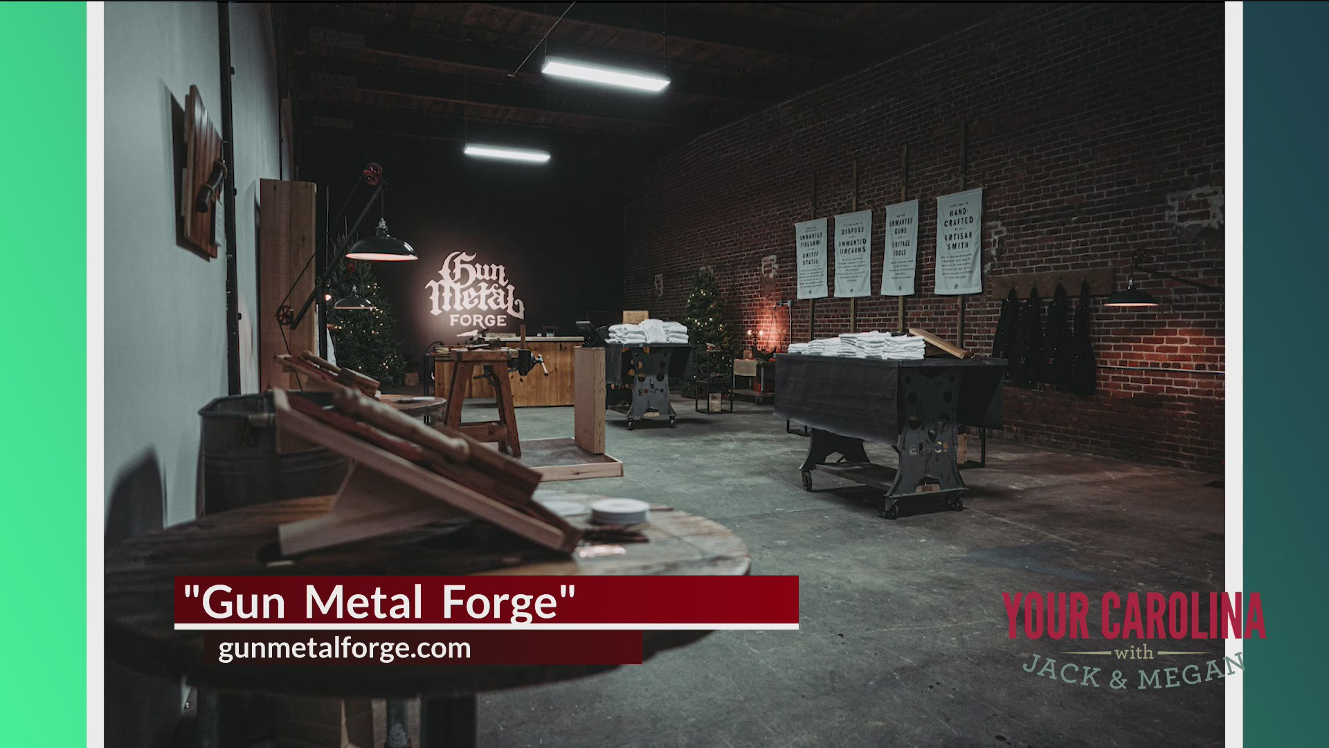 "EP+Co Unveils ""Gun Metal Forge"""