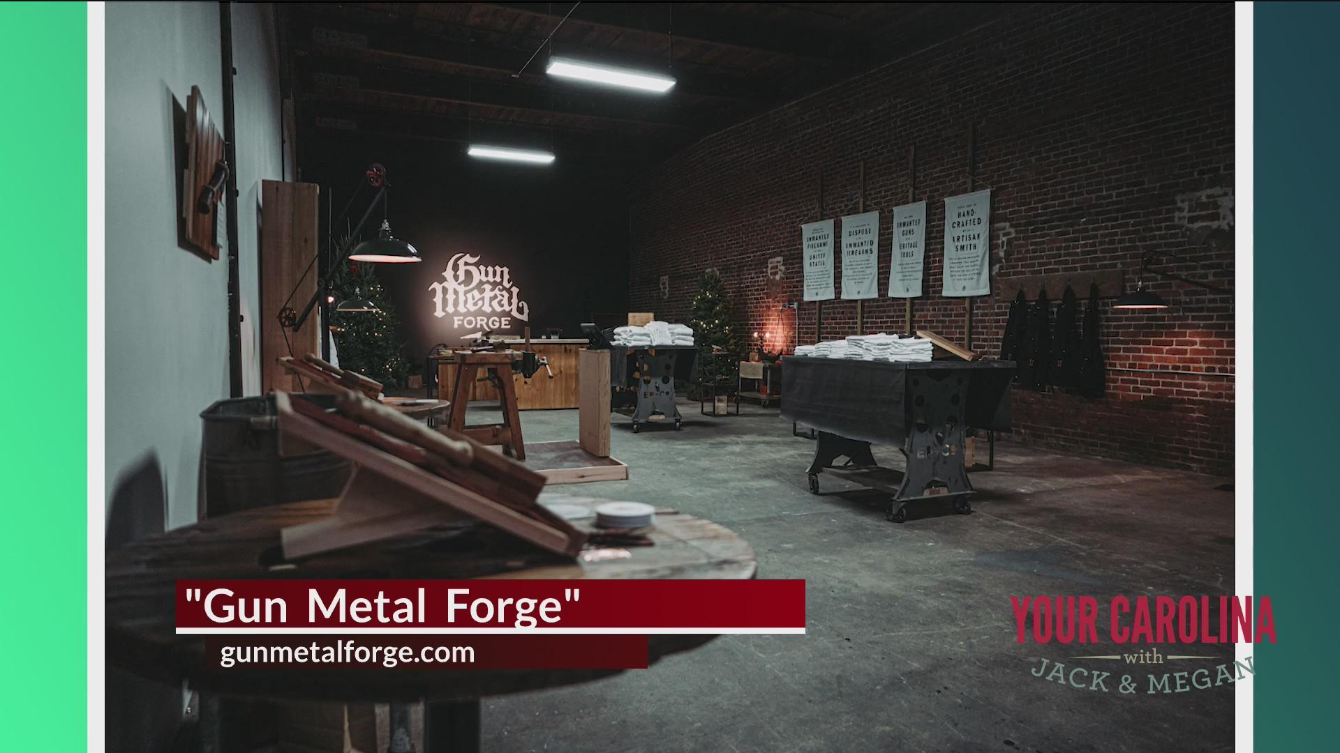 "EP+Co Unveils ""Gun Metal Forge"""