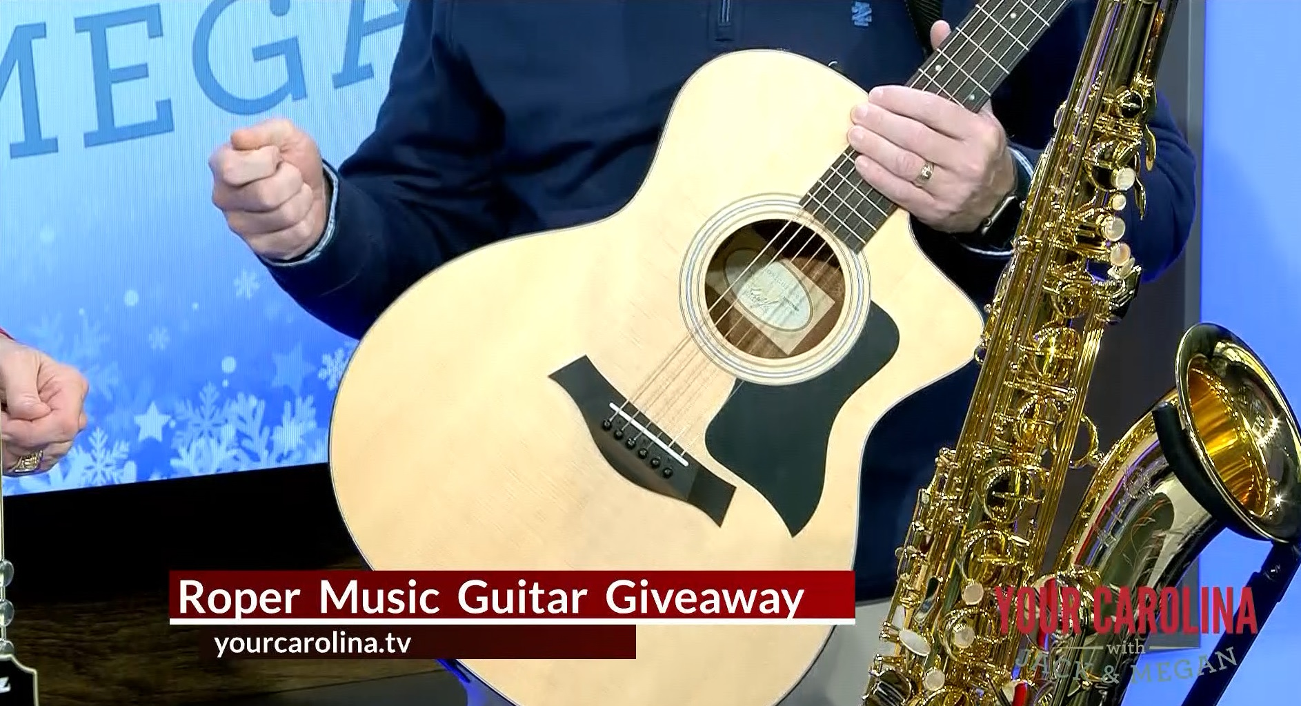 Win a Taylor Guitar from Roper Music!!!