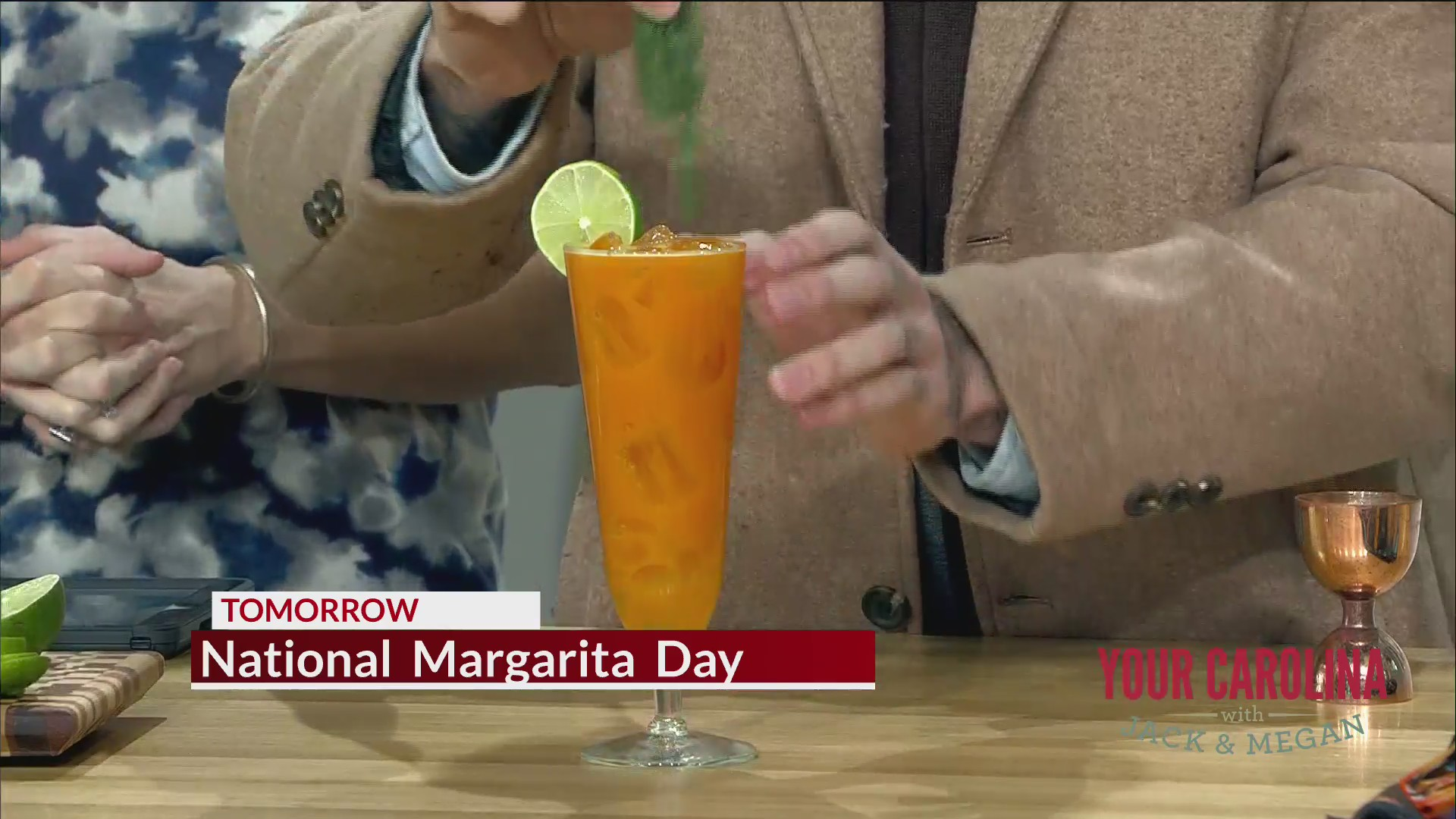 Margarita Recipes For National Margarita Day