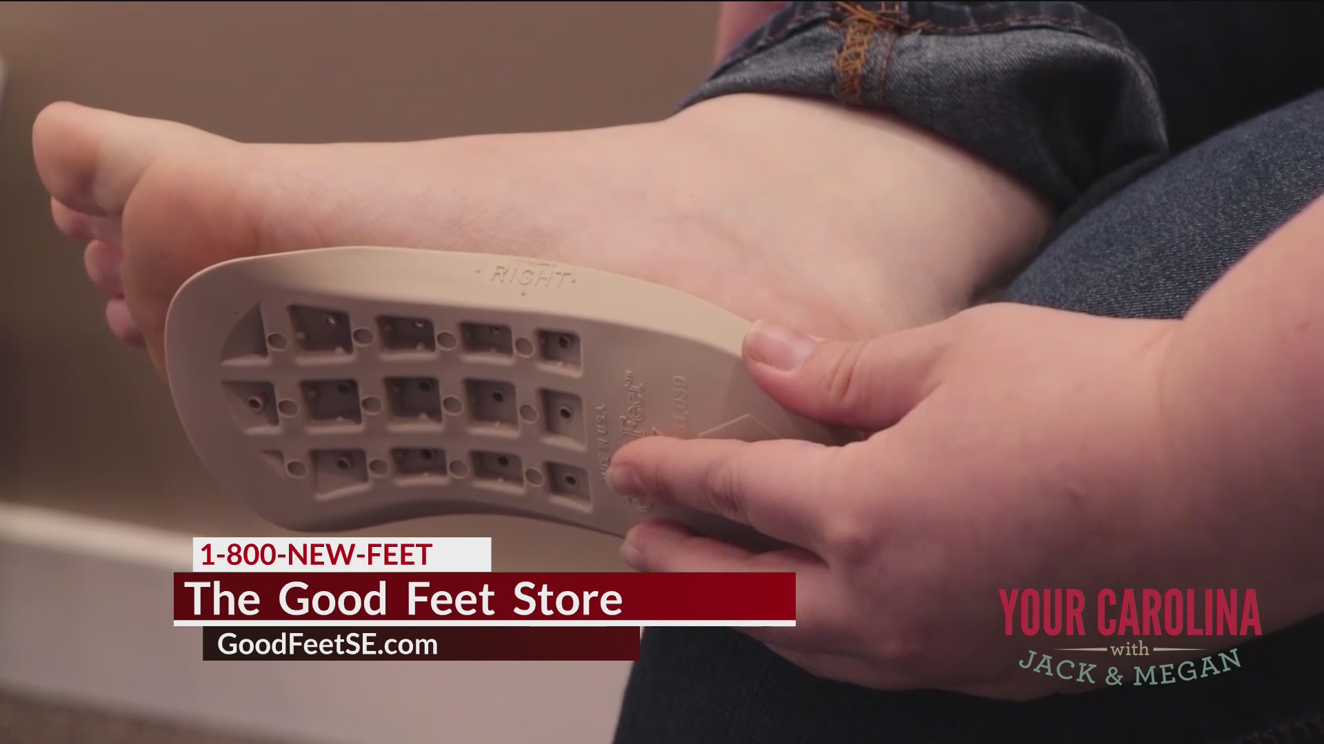 How Good Feet Can Improve Your Life