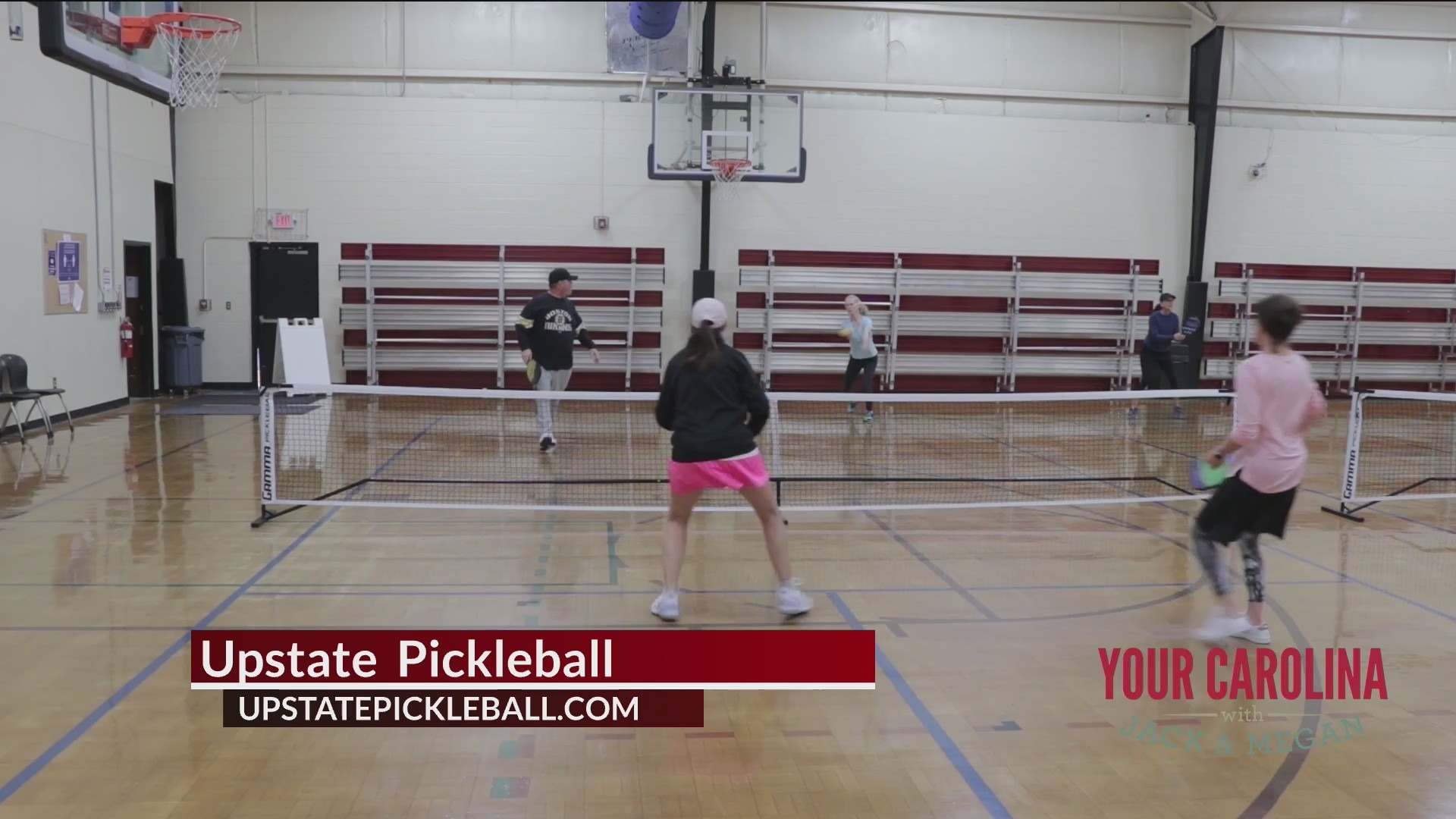 The Upstate gets in on the national pickleball craze