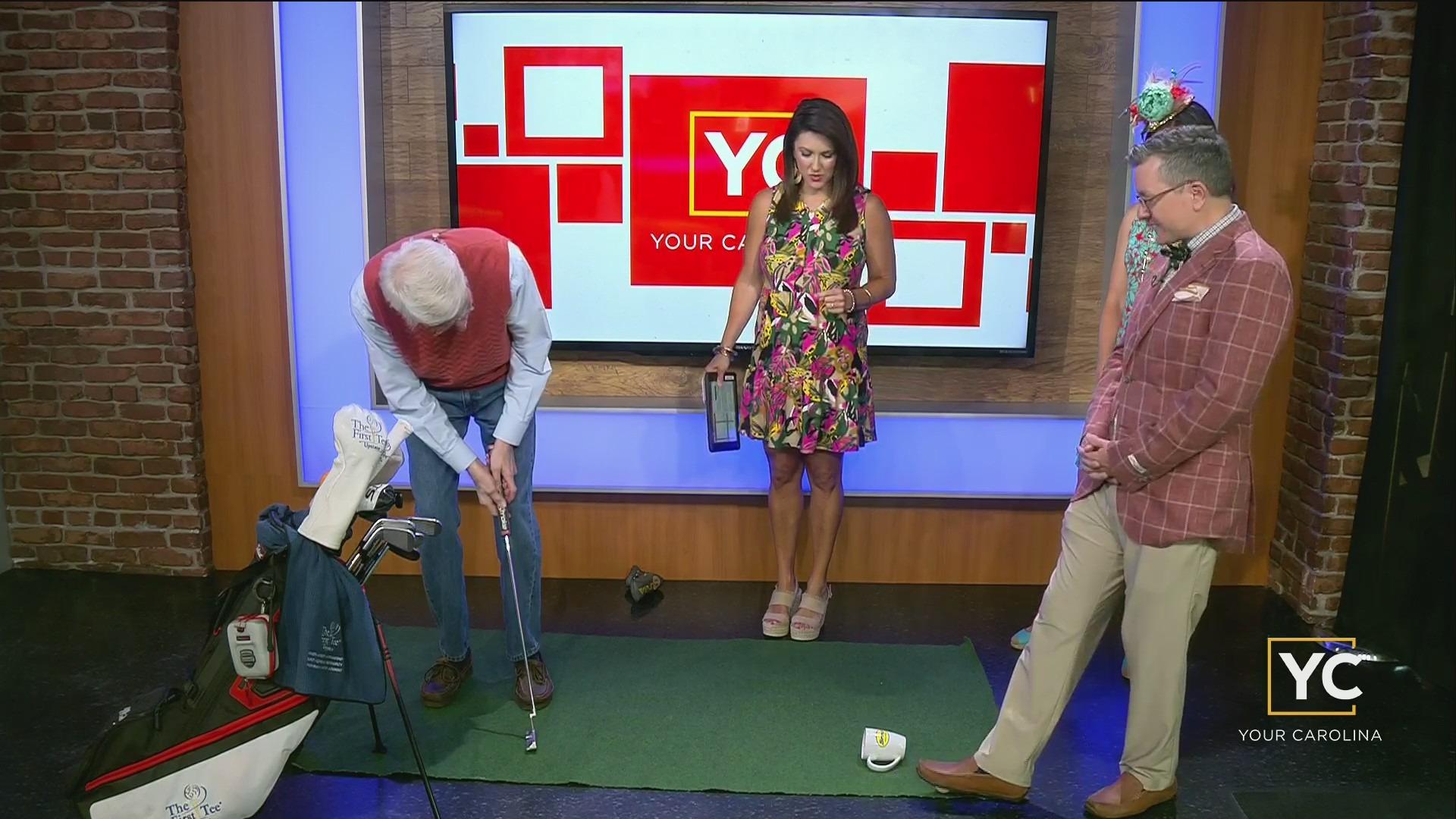 Life Lessons Through Golf