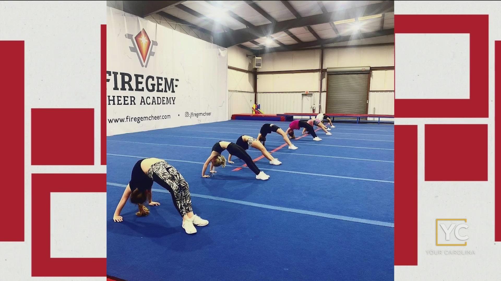 Move It Monday - FireGem Cheer Academy