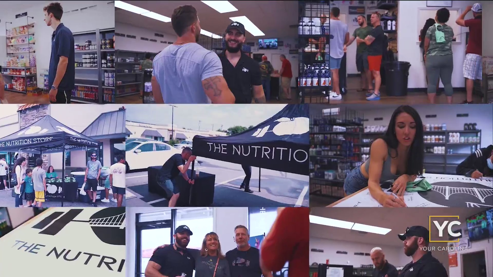 Move it Monday - The Nutrition Store