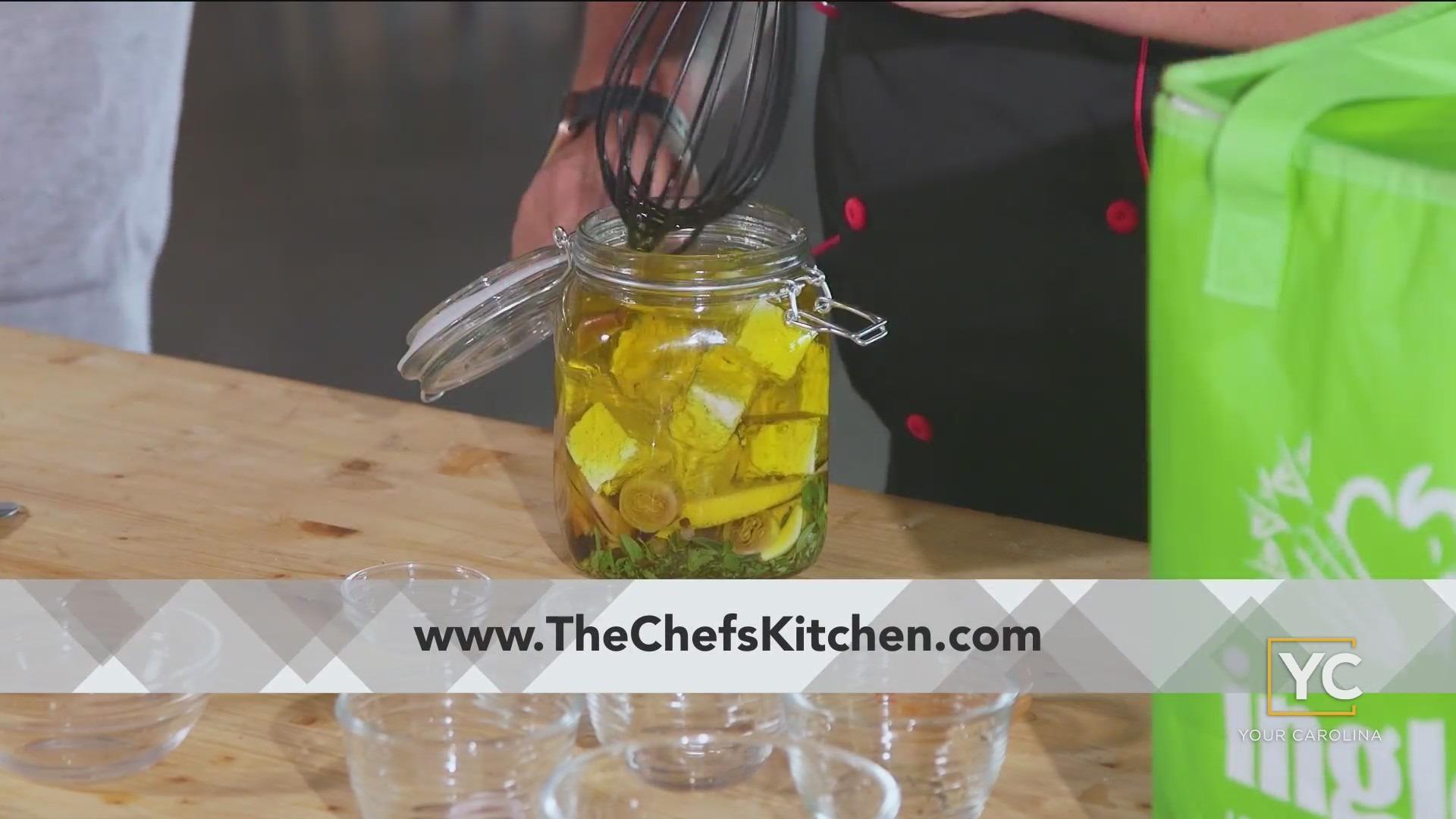 Chef's Kitchen - Marinated Feta