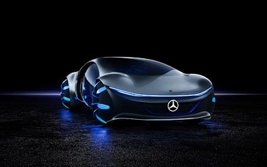 """In some cases, the """"value"""" of a. 2020 Mercedes Benz Vision Avtr Concept Wallpapers Wsupercars"""