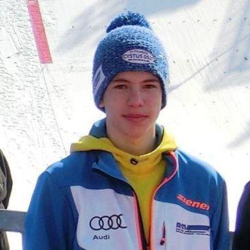 3. Platz für Jakob Kosak bei Deutschlandpokal