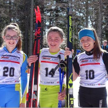 DSC Finale Skilanglauf am Arbersee