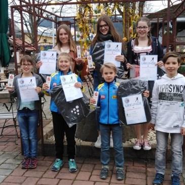 Sparkassencup Siegerehrung in Bodenmais