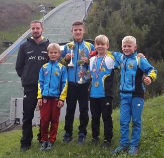 Finale Kinder-Vierschanzentournee in Hinzenbach