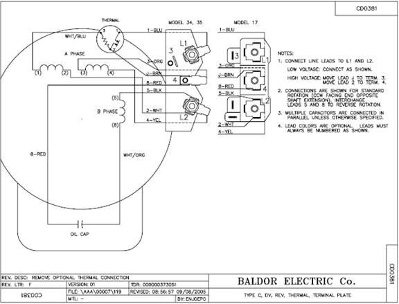 baldor 5 hp electric motor wiring diagram  wylex wooden