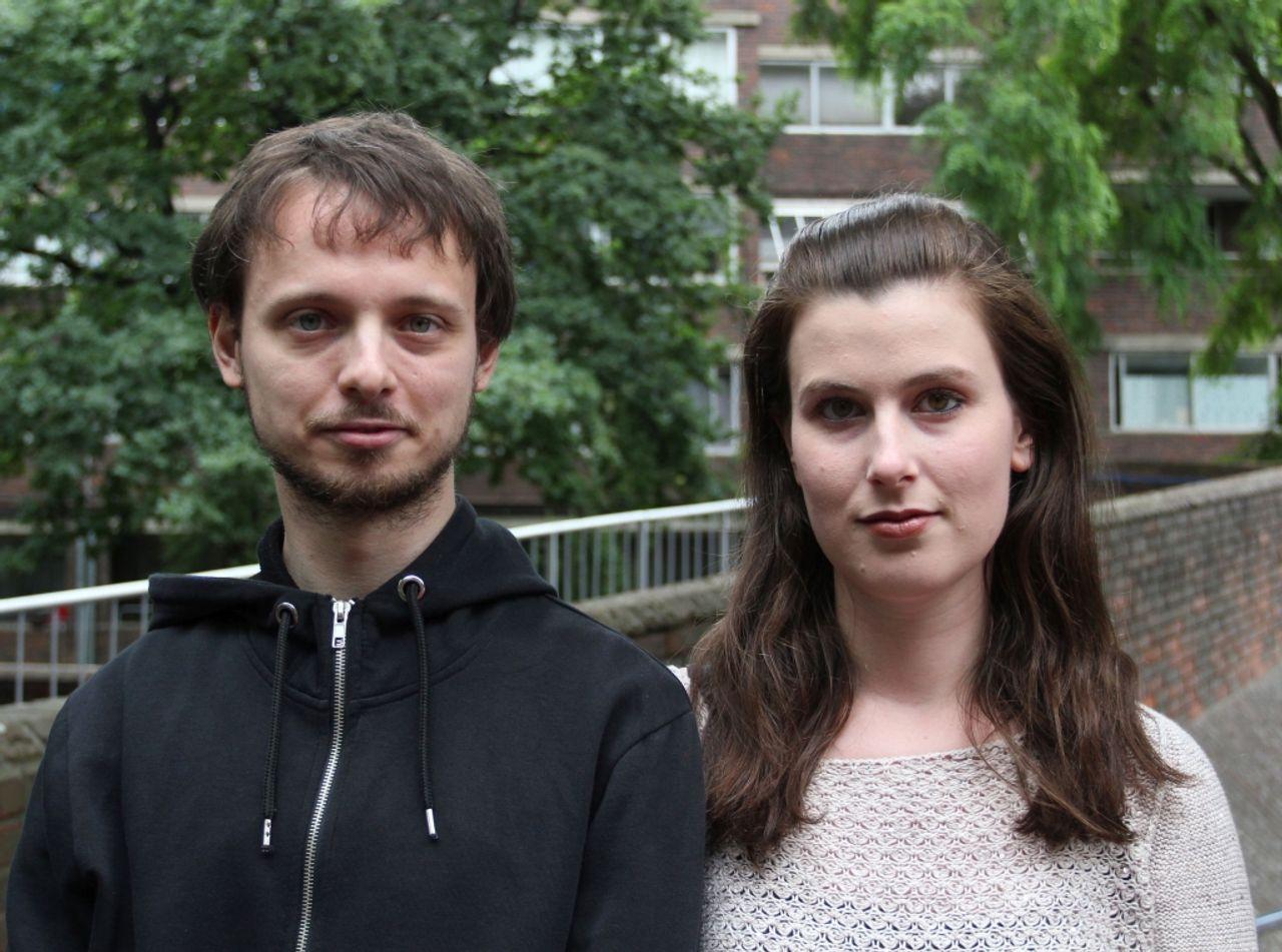 Davide and Federica