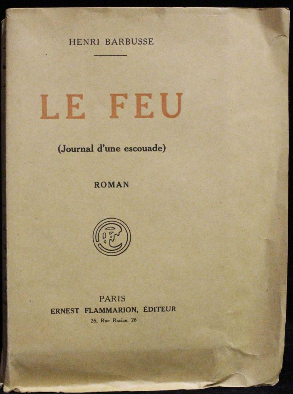 Barbusse's Le Feu (Under Fire)