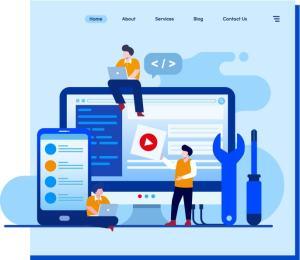 Digital Case Study - Web Development