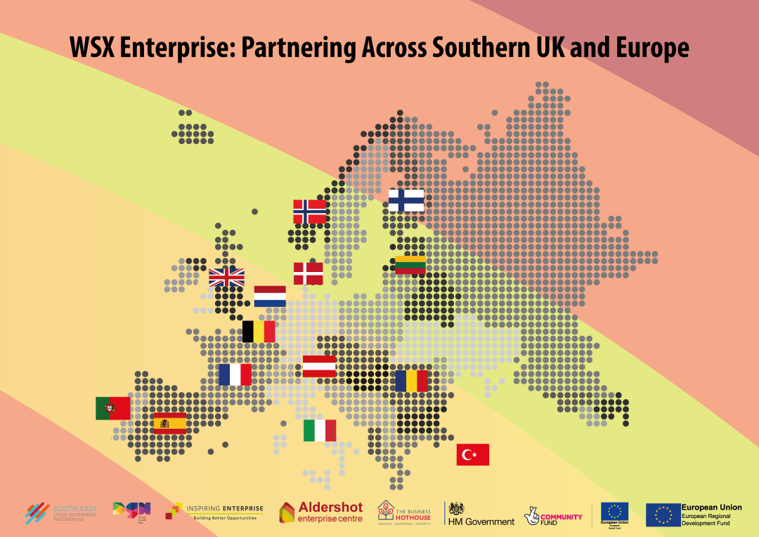 Map of WSX Partners