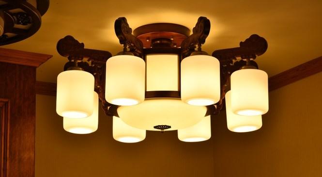 Wybór lamp do kuchni