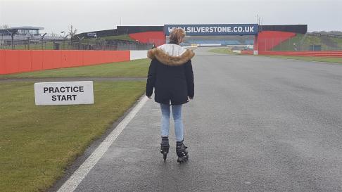 Fini Silverstone Moriwaki