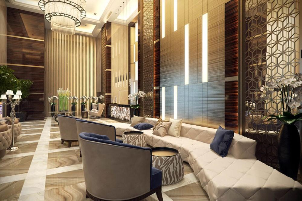 The Most Modern Hotel Lobby Furniture World Trade Business Proje Yönetimi Dış Ticaret Ltd şti