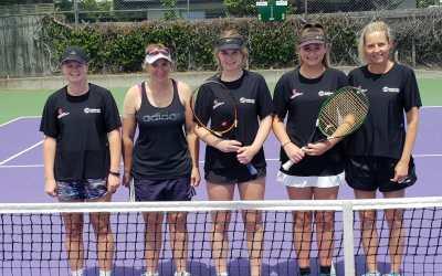 Women's team win Final