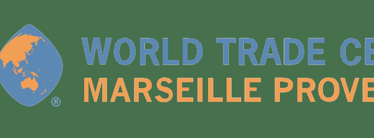 Logo du World Trade Center Marseille Provence - Centre d'affaires, centre de congrès, domiciliation et coworking
