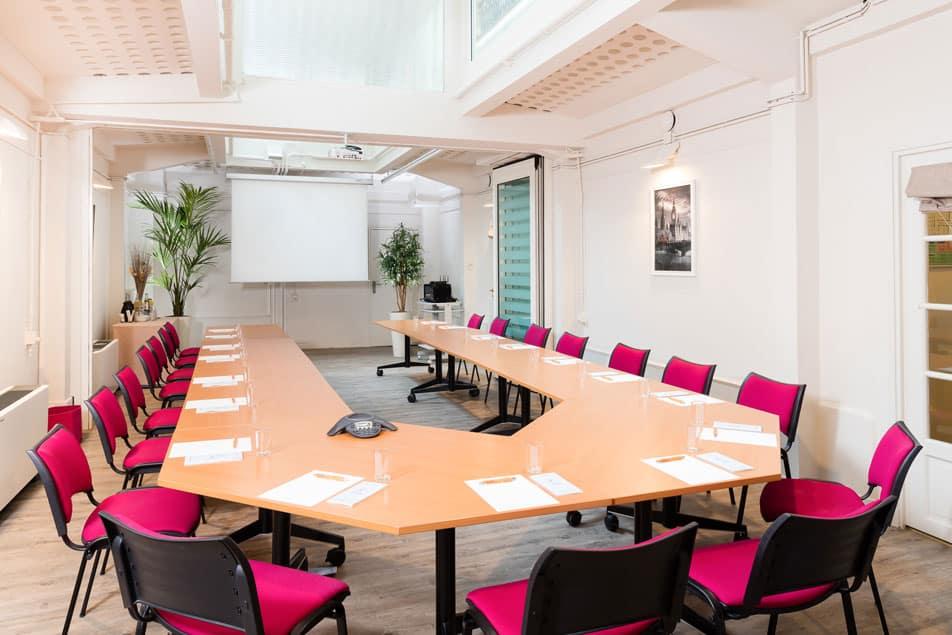 Louez votre salle de réunion à Paris | Espace George V - World Trade Center Marseille