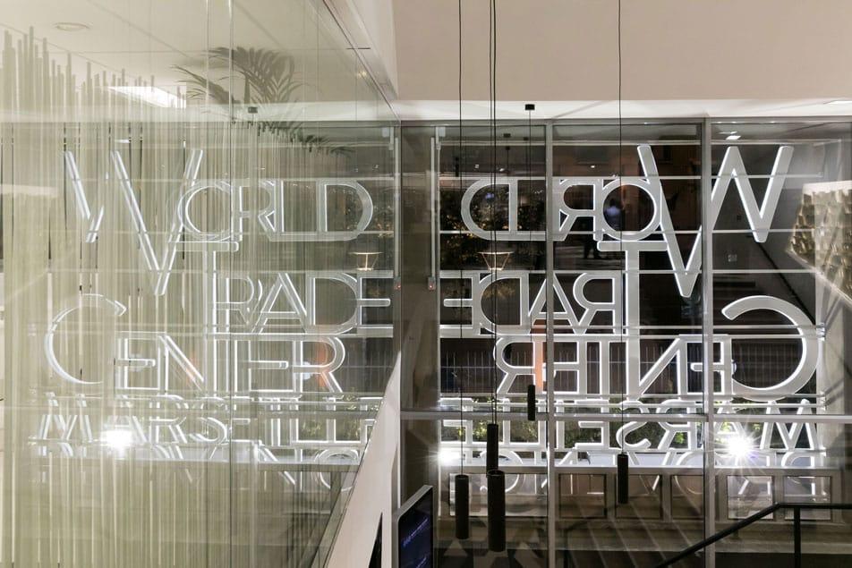 Un Centre d'affaires haut de gamme à Marseille - City Center du World Trade Center Marseille