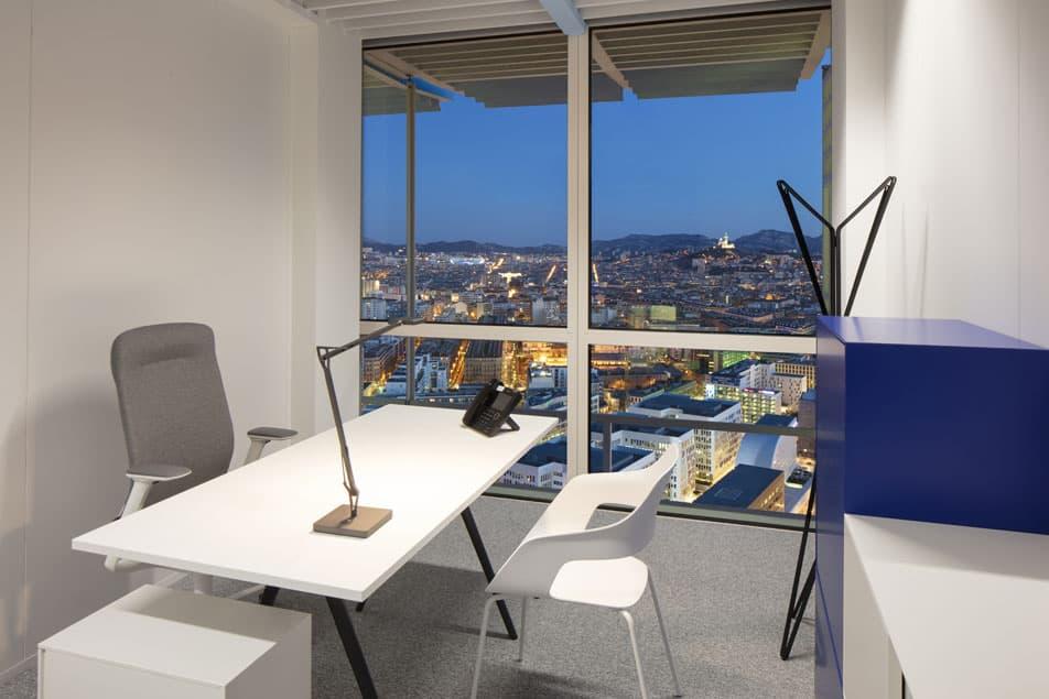 Domiciliation entreprise Marseille - Sky Center - World Trade Center Marseille