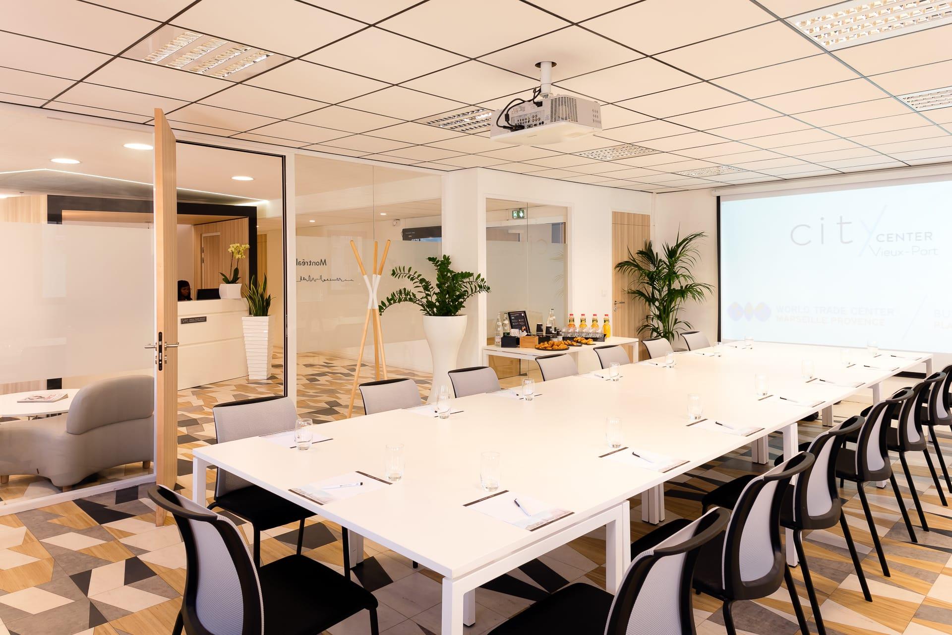 Location de salle de travail à Marseille & Paris