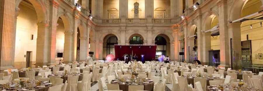 Location salle de séminaire à Marseille au Palais de La Bourse