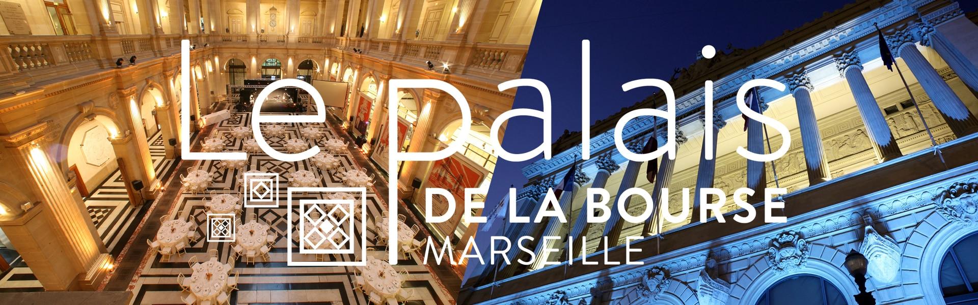 Louez pour votre évenement d'entreprise le Palais de La Bourse à Marseille