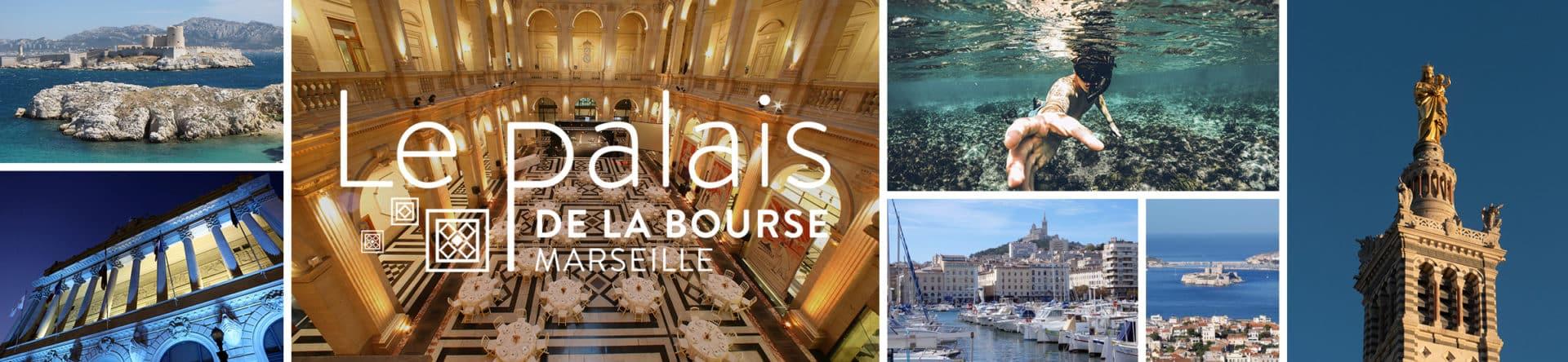 Organisez votre évenement d'entreprise au Palais de La Bourse à Marseille