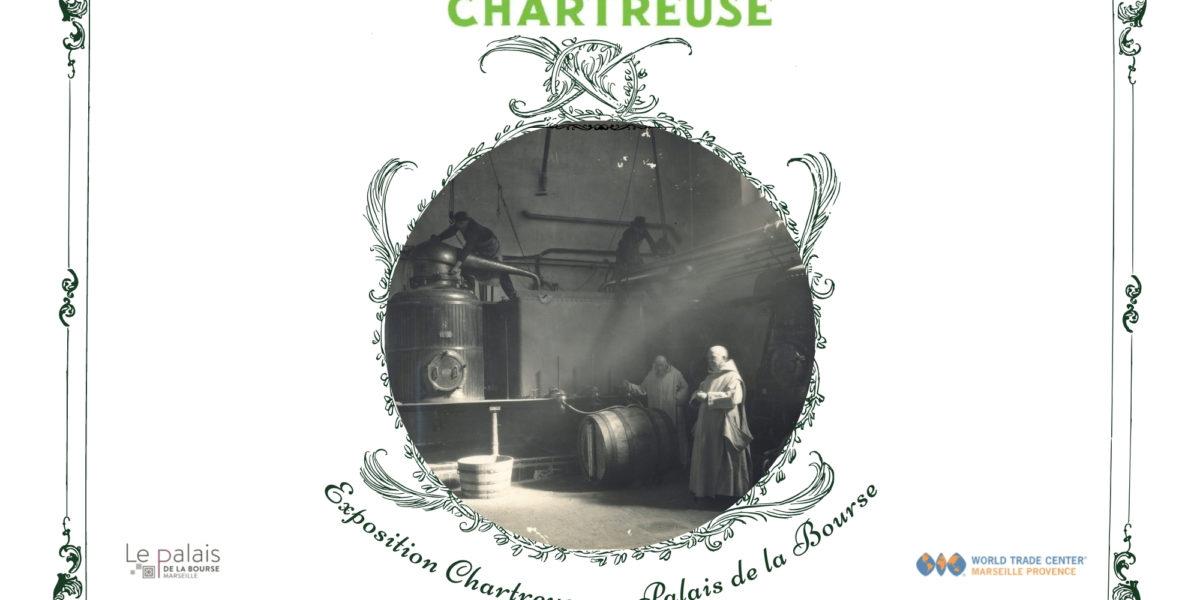 Visuel Exposition Chartreuse au Palais