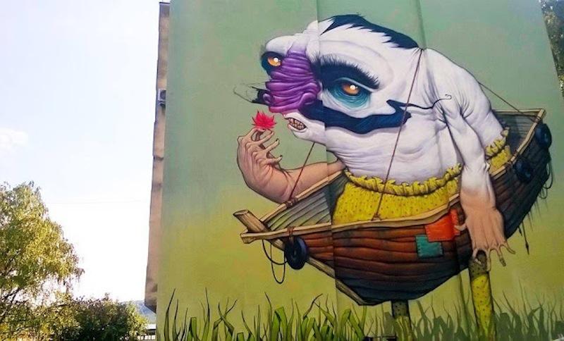 Bozko-Mural-Banja-Luka-Bosnia-Flaster-Festival-2