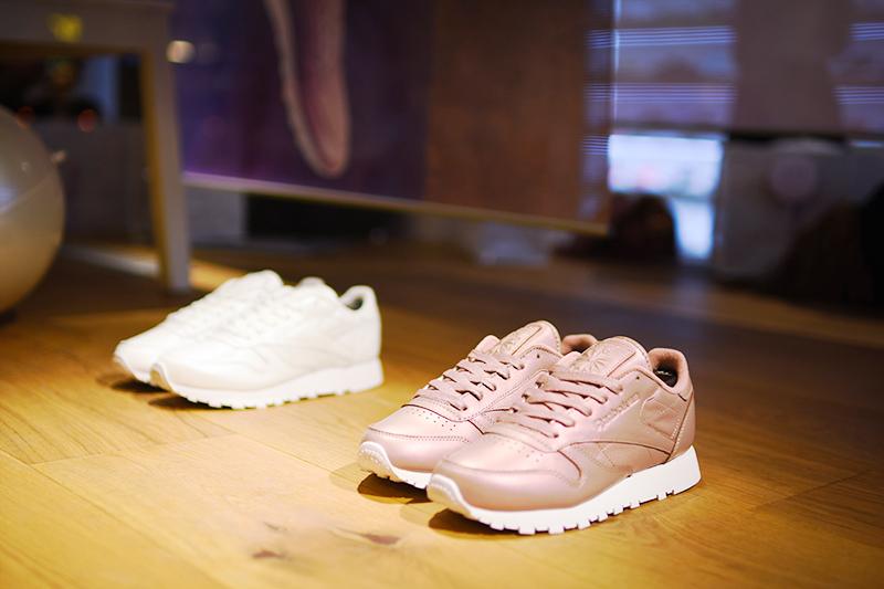 Reebok Classic Pearls Night im 43einhalb Store in Frankfurt