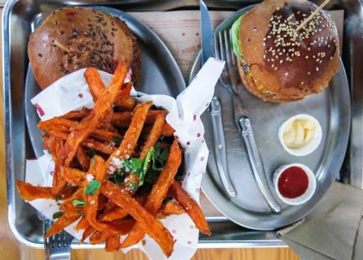 Burger in Frankfurt. What's Beef?!