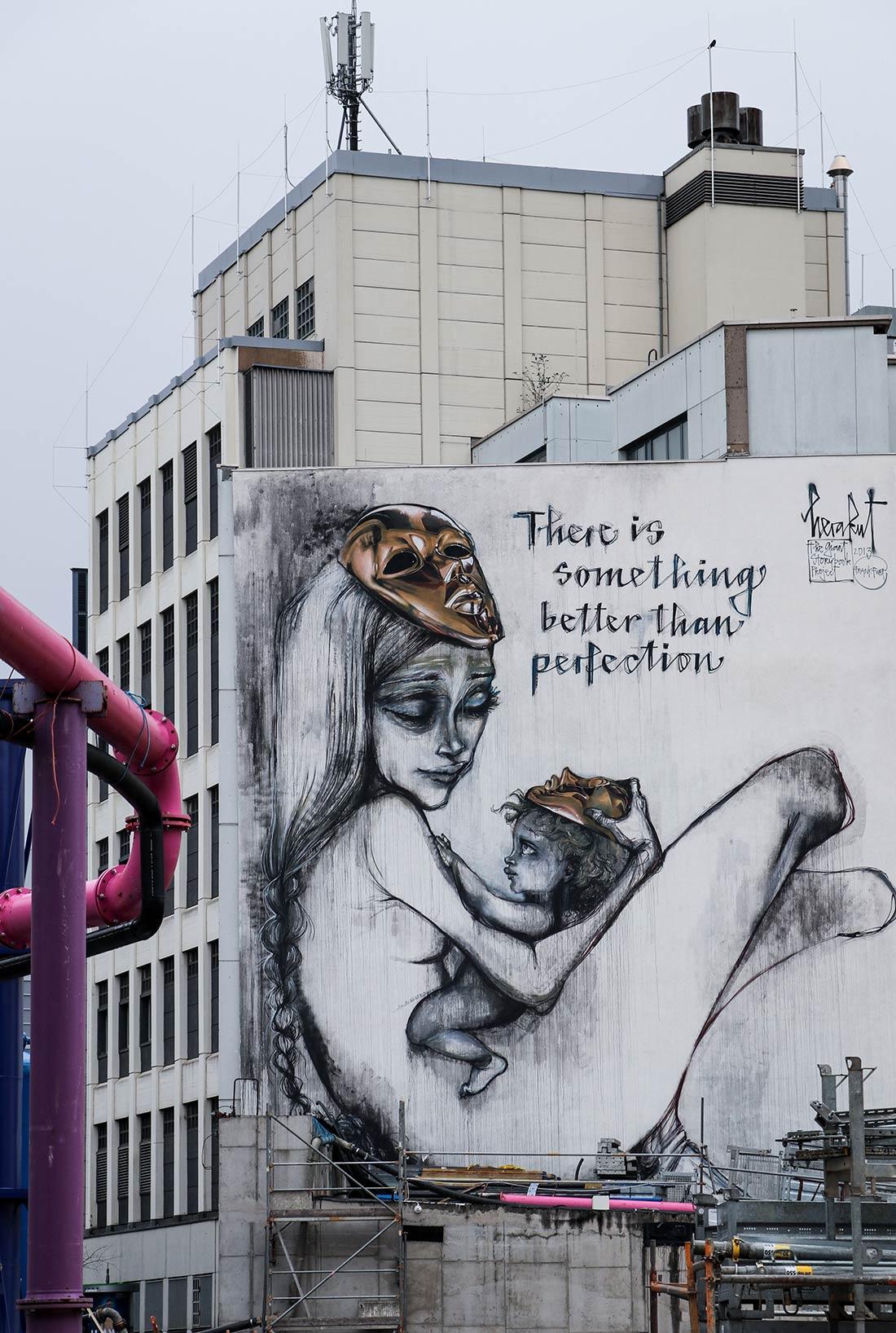 Street Art Frankfurt Herakut