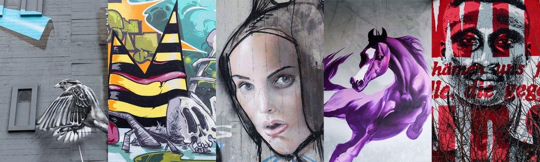 Street Art Spots Frankfurt