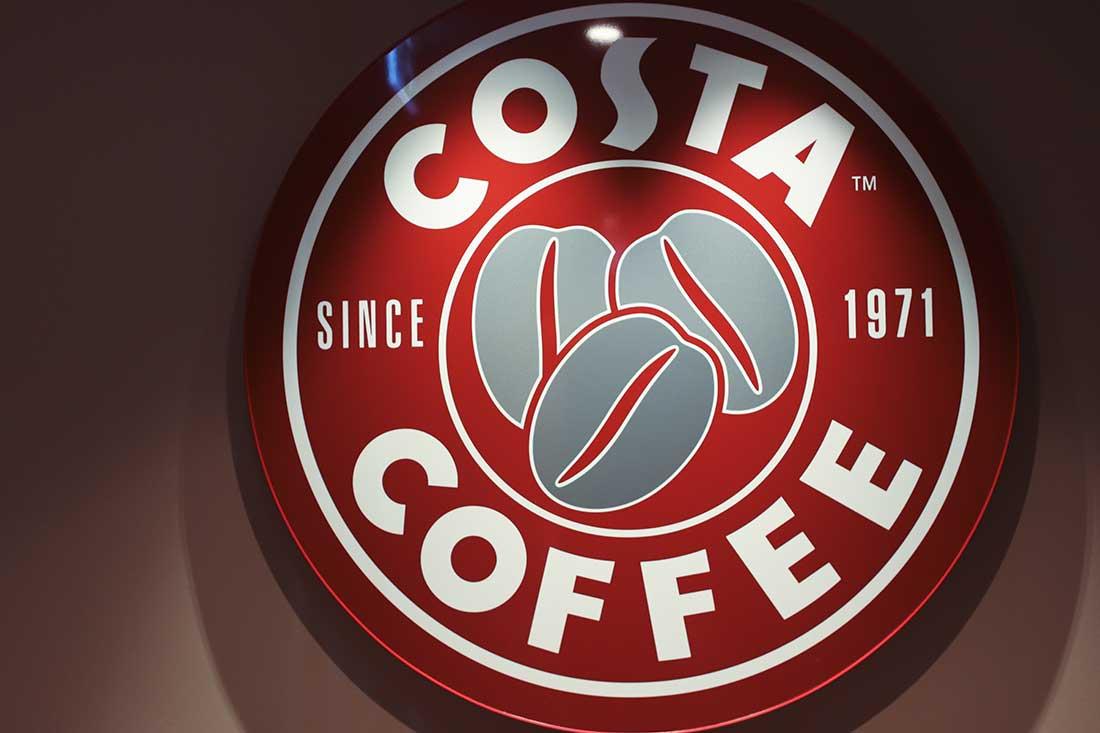 Costa Coffee Premier Inn Frankfurt