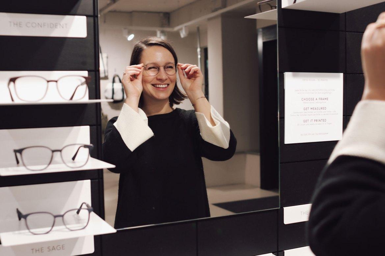 Brillenladen in Frankfurt: VIU Store Frankfurt