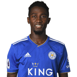 Picture of the 1.83 m (6ft 0 in) tall Nigerian defensive midfielder of Leicester City