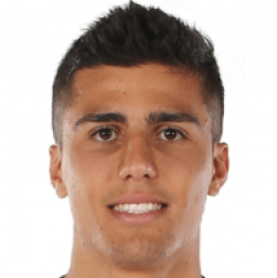 Picture of the 1.91 m (6 ft 3 in) tall Spanish defensive midfielder of Manchester City