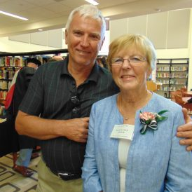 Robert Stock and Kay Wynne Stock
