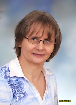 Porträt von Elisabeth Hanzl