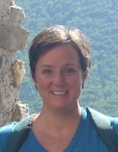 Porträtfoto von Stacy Dahl