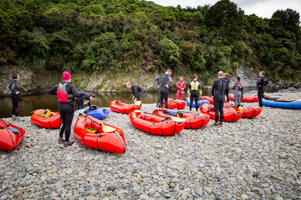 River safety – Wellington Tramping and Mountaineering Club