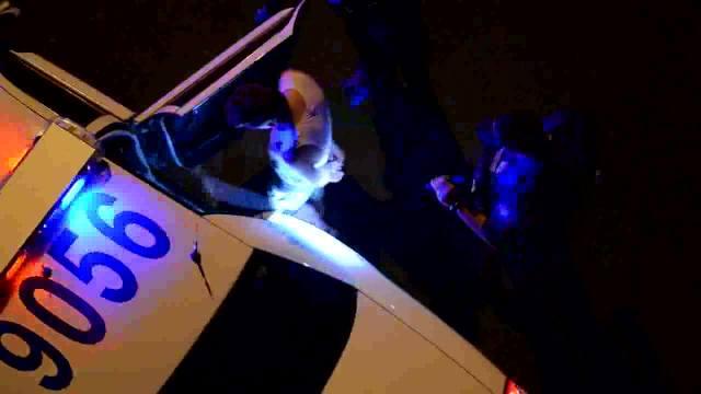 Police car lights flashing squad cop officer arrest generic_73548