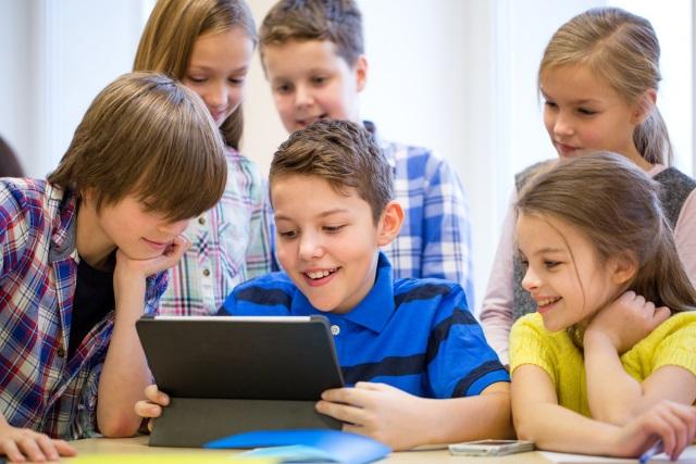 tablet computer children kids school technology generic_158682