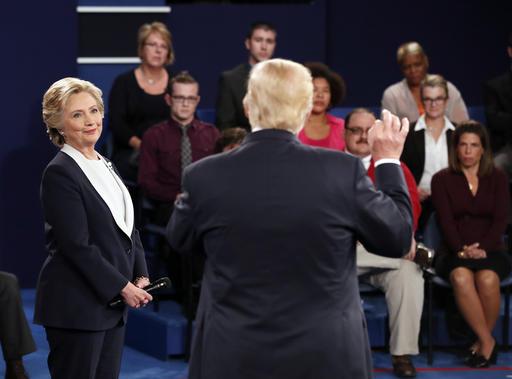 Hillary Clinton, Donald Trump_342587